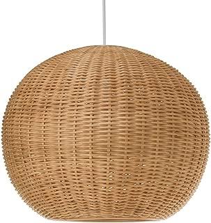 Best wicker lamps lighting Reviews