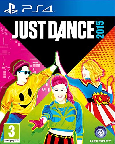 Ubisoft 300066675 - JUST DANCE 2015