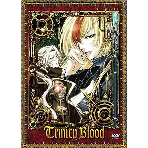 Trinity Blood, Vol. 3 - Episoden 9-12