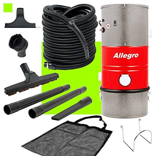 Allegro Poco Wall Mounted Garage and Car Vacuum