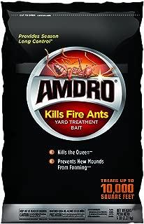 Amdro Firestrike Fire Ant Bait Yard Treatment Granules, 5-Pound
