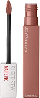 Maybelline SuperStay Matte Ink Un-nude Liquid Lipstick, Seductress, 0.17 fl. oz.