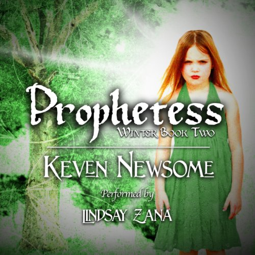 Prophetess audiobook cover art