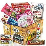 Ost Süßigkeiten aus der DDR / Geschenkeset zum Geburtstag für Sie / DDR Paket
