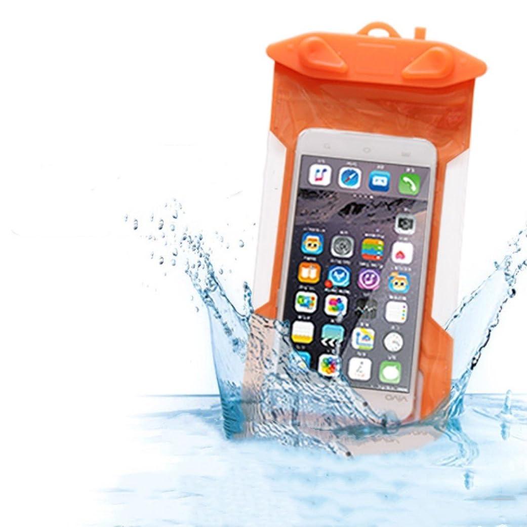 債務にじみ出る稼ぐsunny7 タッチスクリーン透明PVC腕章携帯電話防水バッグケース漂流スイミングバッグダイブアップル6s潜水泳泳ビーチウォータープルーフ防水携帯電話ケース携帯電話ケース水中写真IPX8認証iPhone X/6/6/Plus/SEとAndroidサムスンギャラクシーS8/S7 エッジ/ソニーXperia/Huaweiスマート防水ボックスと他の通信6以下の画面 5枚入
