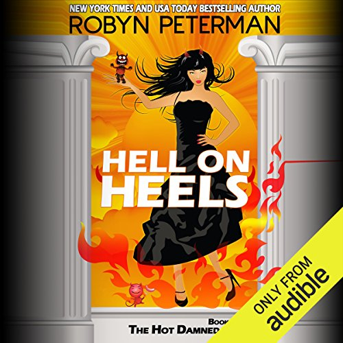 Hell on Heels audiobook cover art