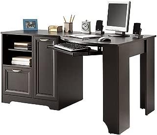 Realspace Magellan Corner Desk, Espresso