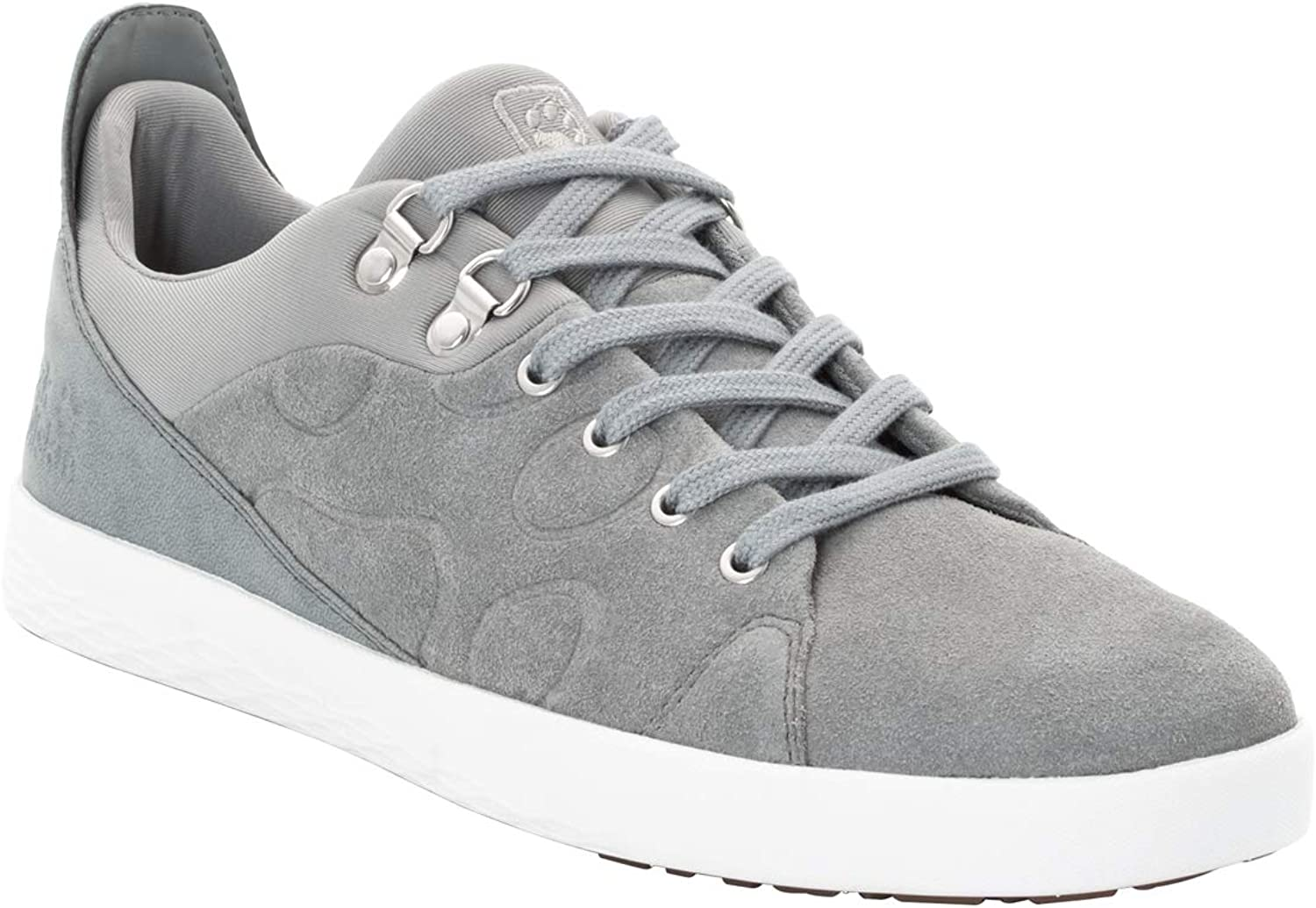 Jack Wolfskin Mens Auckland Low Men's Casual Sneakers Sneaker