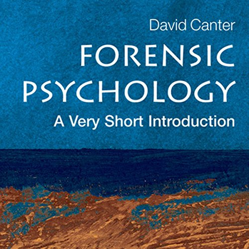 Forensic Psychology audiobook cover art