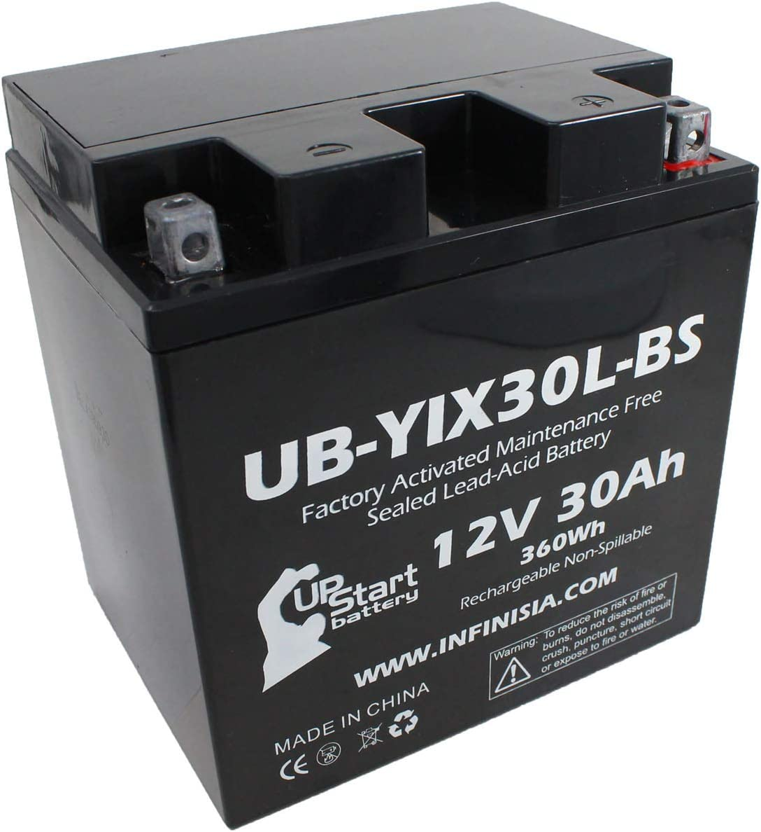 2021new shipping free UB-YIX30L-BS Battery quality assurance Replacement for 2015 Expediti BRP SKI-DOO