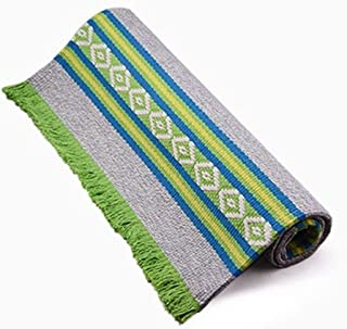Z Baby Play Mat, Geometric Carpet Play Mat Baby, Non-slip Hand-woven Play Mat For Baby for Bedroom Living Room Games Room...