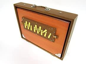 Sardar Shruti Box, Side Controls, Female