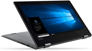 (Renewed) Lenovo Flex 6 2-in-1 Laptop, 11.6 inches (1366×768) Touchscreen, Intel..