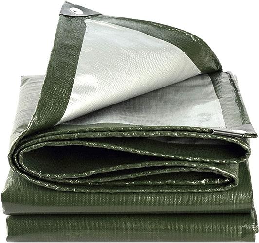 Pessica Tissu imperméable épais et Multifonctionnel, auvent, imperméable, crème Solaire, Isolation Thermique, Prougeection de l'environnement, sans Odeur,4X4M