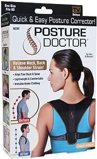 Ontel Posture Doctor Quick & Easy Posture Corrector