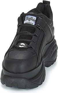 Buffalo Basket Femme 1339-14 2.0 1533043 Charcoal