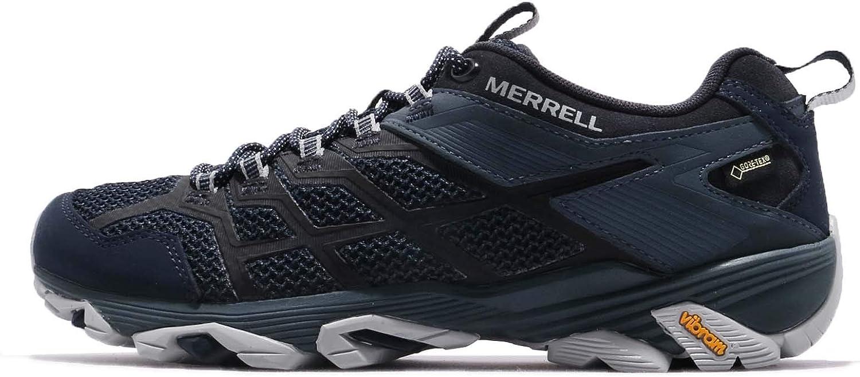 Merrell Moab Fst 2 GTX, Zapatillas Tiempo Libre y Senderismo Hombre