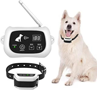 UTOPB Electric Wireless Dog Fence System for Dog, Pets...