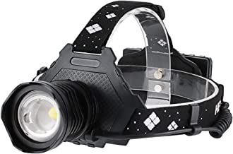 junfeng LED Hoofd Torch Led Koplamp High Power Xhp70 3000lm Zoom Koplamp 5-mode Hoofd Zaklamp