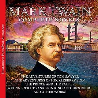 Mark Twain - The Complete Novels cover art