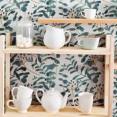 RA0212 Pellicole adesive per mobili e pareti, rotoli carta adesiva altissima risoluzione con varie misure, Wrapping mobili piastrelle tavoli armadi cucine