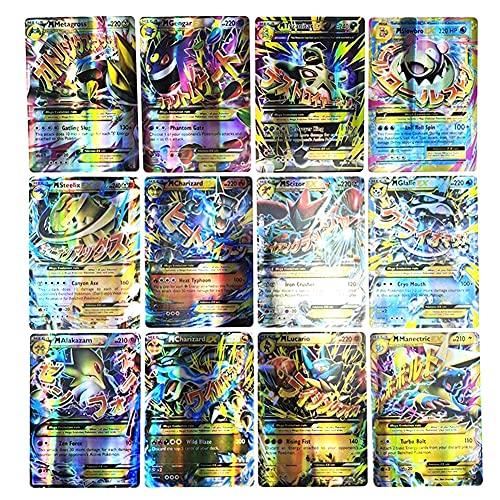 60PCS Pokemon Cards, LSGGTIM Gx Et Ex Cards, GX Tag Team Cards, Trading...