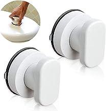 2 stuks zuignappen handgreepdeur, draagbare mobiliteit handgreepknoppen, deur en raamgrepen voor de muur, kast, lade, keuk...