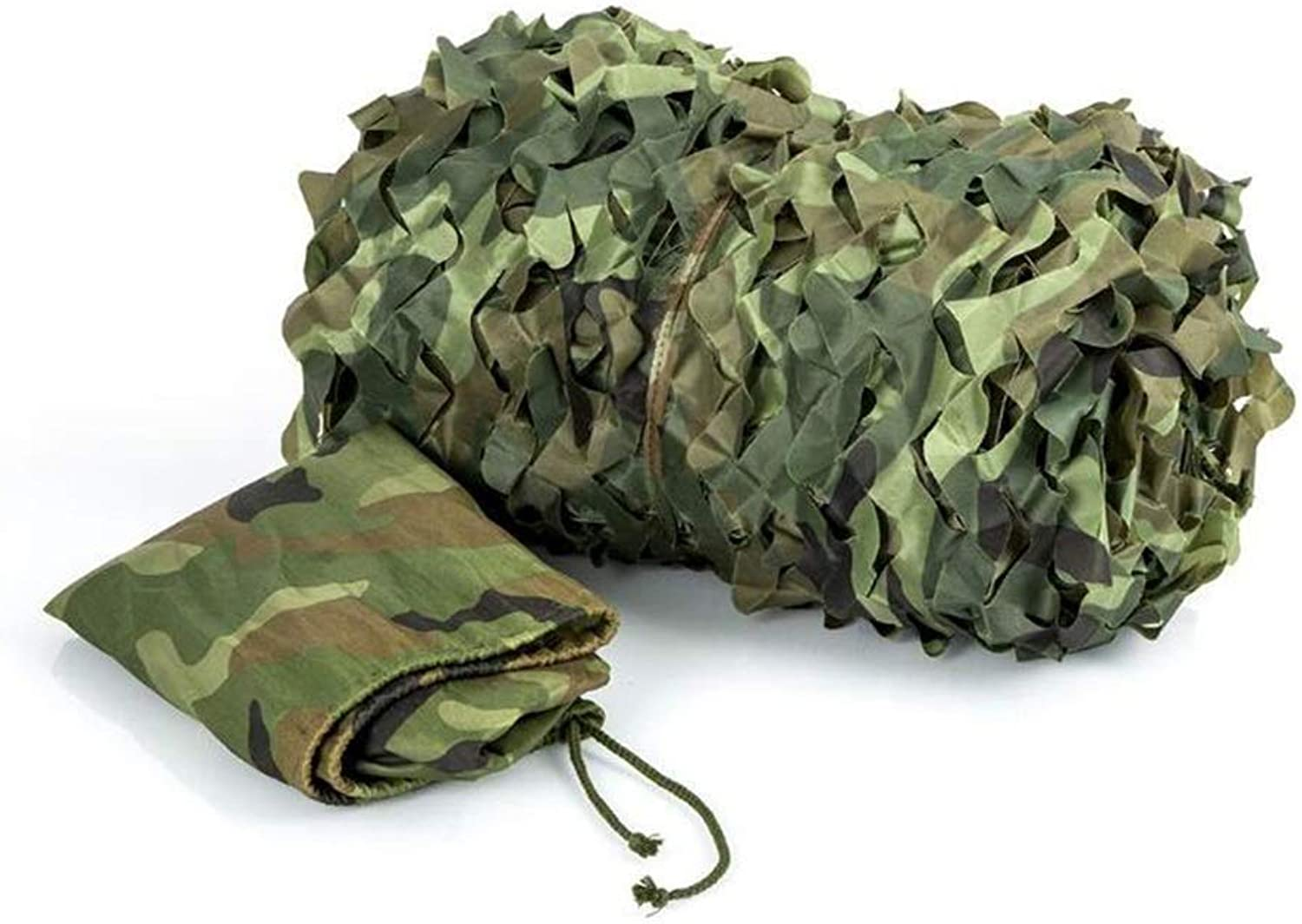 Outdoor Visor Camouflage Net Camouflage net Outdoor Jungle Decoration Hidden Military net of Various Sizes (Size  2x3m) (Size   2×7m) (Size   3×3m)