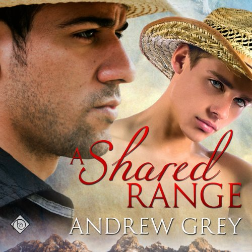 A Shared Range audiobook cover art