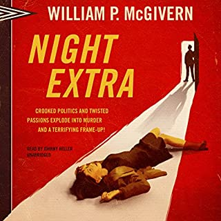 Night Extra audiobook cover art