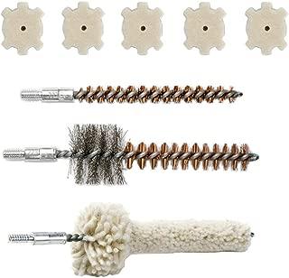 Real Avid .223 Brush Combo- .223 Chamber Pads, Chamber Brush, Chamber Mop, and Bore Brush