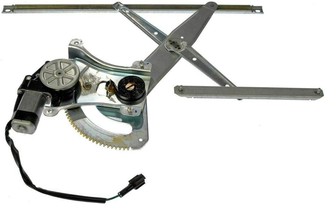 25% OFF Seattle Mall Kucaruce Front Left Window Regulator Motor w Compatible with 07-