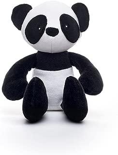 Bears For Humanity Panda Stuffed Animal - Organic Bear is a Non-Toxic, 12