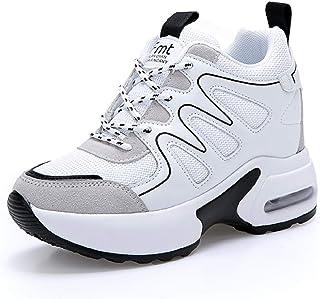 los angeles 85dd8 2c166 Amazon.it: Scarpe Con Tacco Interno - Sneaker / Scarpe da ...