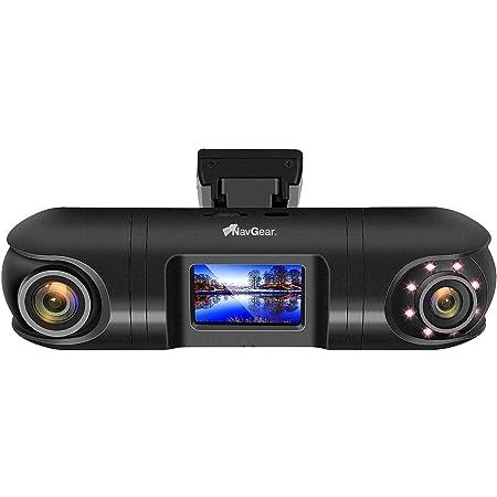 Navgear Auto Überwachung Qhd Dual Dashcam Mit 2 Elektronik