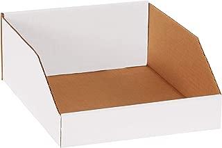 Ship Now Supply SNBINMT1012 Open Top Bin Boxes, 4.5