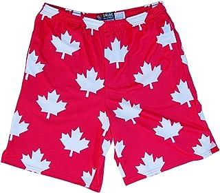 カナダAll Over Maple LeafsラクロスShorts