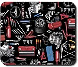 Best Dad Mouse Pads - Art Plates Brand Mouse Pad - Auto Mechanic Review