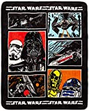 Jay Franco Star Wars Classic Throw Blanket (Offical Product), Medium