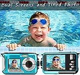 Zoom IMG-1 fotocamera impermeabile 2 7k hd