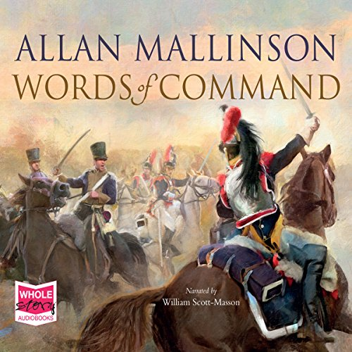Words of Command audiobook cover art