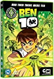 Ben 10 Vol 1: And Then There Were Ten [Edizione: Regno Unito] [Reino Unido] [DVD]