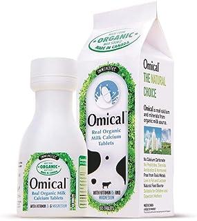 Omical Pure Milk Calcium, 60ct