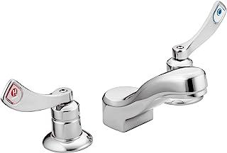 Moen 8228F12 Commercial M-DURA Two-Handle Lavatory Faucet 1.2 gpm, Chrome