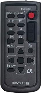 ALLIMITY RMT-DSLR2 Wireless Commander Reemplace el Mando a Distancia por Sony Alpha and NEX Digital Camera 6500 6300 6000 ...