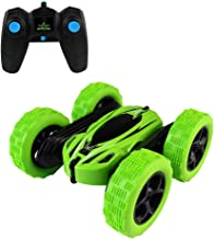 RC Car Remote Control Stunt Car Double Sided Rotating Tumbling 360 Degree Flips,RC Truck with LED Headlights, 4WD 2.4GHz Off-Road Racing Vehicles for Outdoor and Indoor Children Birthday Gifts