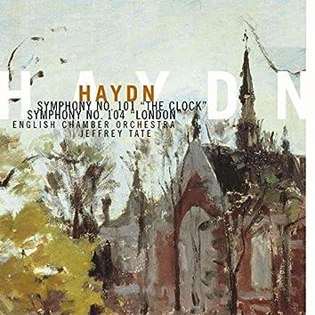 Haydn Symphonies Nos 101 & 104