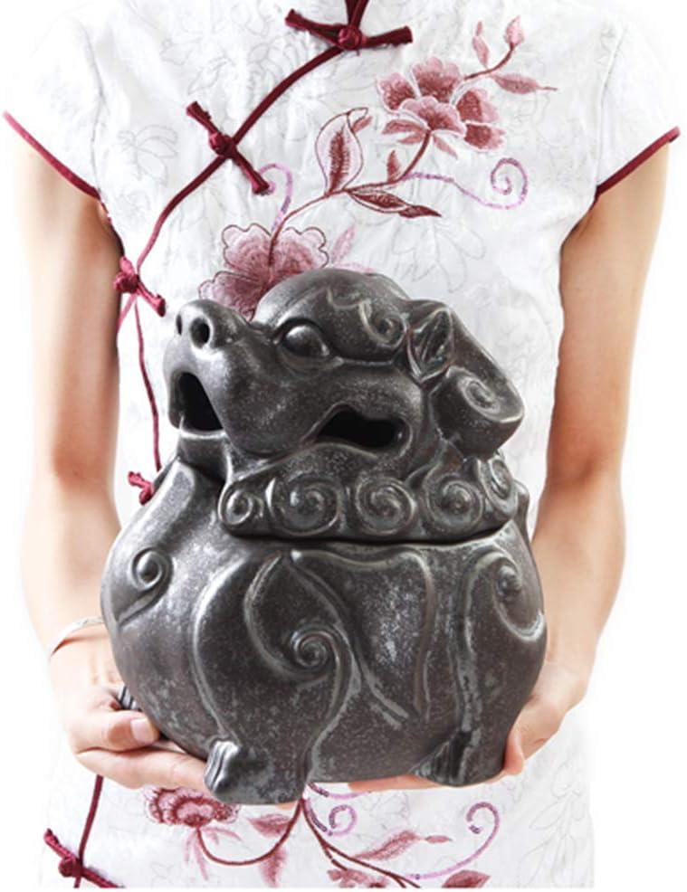 List price MUJING Dear High quality Pet Memorials Cremation Urn Ceramics