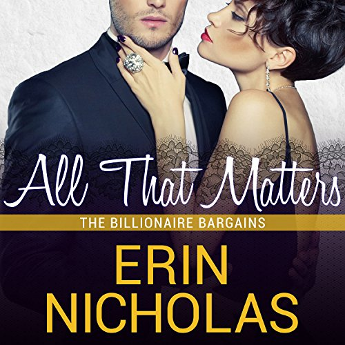 All That Matters audiobook cover art