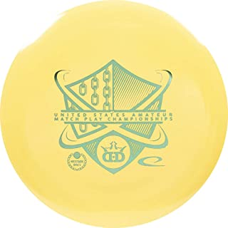 Dynamic Discs Limited Edition 2019 US Am Match Play Championships BioFuzion Raider Distance Driver Golf Disc [Colors May Vary]